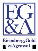 Eisenberg, Gold & Agrawal, P.C. | NJ Commercial Law